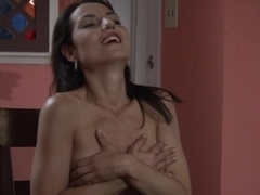 Amazing pornstar in Exotic Softcore, Brunette adult video