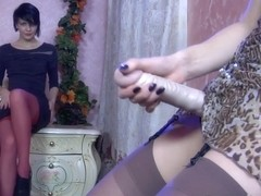 LickSonic Video: Maggie A and Jean A
