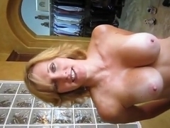 Milf says 'i want to fuck' and gets creampied