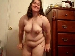 Lewd Bulky big beautiful woman ally can't live without to dance and play with Cum-Hole