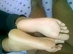 immature indian feet 2
