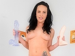 Katie St. Ives in My Gigantic Toys #17, Scene #07