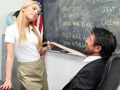 Alina West, Tommy Gunn in Corrupt Schoolgirls #10,  Scene #03