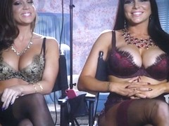 A peek into the lives of pornstars Romi and Abigail