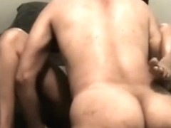 Bodyguard receives licked real fine