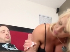 Amazing pornstar Imagine Lane in hottest blonde, blowjob porn video