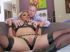 Amazing pornstar Zoey Monroe in crazy stockings, cumshots xxx movie