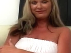 BLOND mother I'd like to fuck LIKES WEENIE UNFATHOMABLE IN HER BUTT...usb