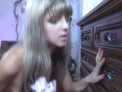 LacyNylons Video: Gina Gerson
