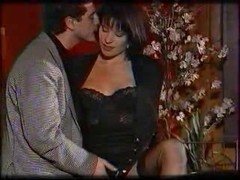 Beatrice Valle- French Classic 90s double penetration
