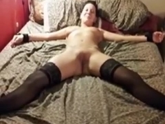 Slideshow of a sexy student