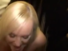 golden-haired mother i'd like to fuck sucks bbc