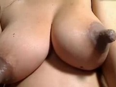 Incredible nipps clamped, sucked, milk and pulled