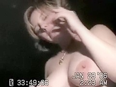 Busty Pregnant Girl Smokes A Cigarette During The Time That Sucking Ramrod