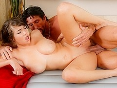Cassidy Banks, Tommy Gunn in My Boss's Daughter Scene