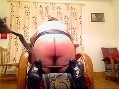 Karen Dunne, Irish big beautiful woman FuckPig, Takes a Beating!