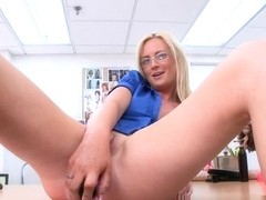 Camryn Cross in The Sexy Banker!