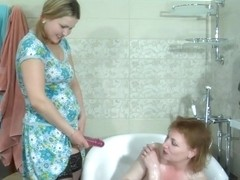 GirlsForMatures Clip: Viola D and Megan