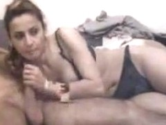 Latina amateur hussy wanted to became popular with her sex skills