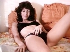 Tanya Lawson, Jack Mason, Jesse Adams in retro porn girl banged both in mouth and wet pussy