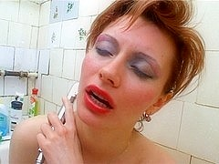 Russian Hirsute Mommy two