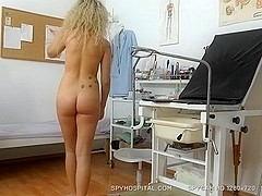 A hidden cam inside a gyno hospital