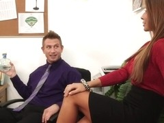 Madison Ivy & Bill Bailey in Naughty Office
