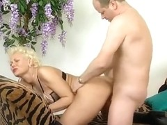Fabulous homemade Cunnilingus, Mature adult clip