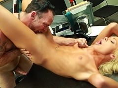 Katerina Kay In Eating Out, Scene 5