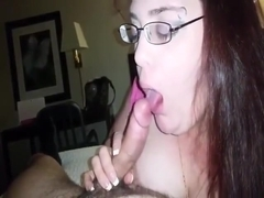 coworker sucks my cock at hotel convention