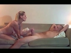 Dirty Talking Redneck Couple Sextape