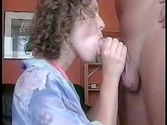 Ball licking housewife xxx porn video