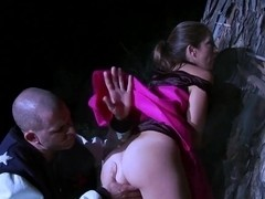 Jenna Haze and Scott Nails have memorabe action