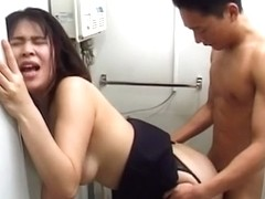 Crazy Japanese whore in Amazing JAV uncensored Blowjob movie