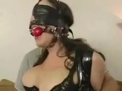 Babe tied and punished