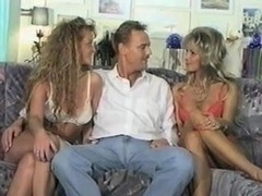 Sandra Foxxx - 3some with Diana&Horst