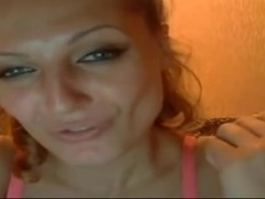 Very hot russian lady