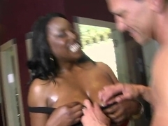 Incredible pornstar in Exotic Blowjob, Black and Ebony adult video