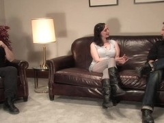 Natasha Dee in Casting Couch 6 - Natasha Dee Gets Wet From The Smell Of Rope - HogTied
