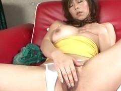 Crazy Japanese slut Ren Mizumori in Amazing JAV uncensored Hardcore movie