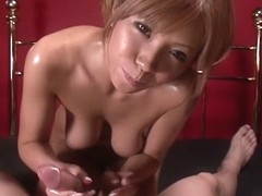 Fabulous Japanese chick Sumire Matsu in Incredible JAV uncensored POV video