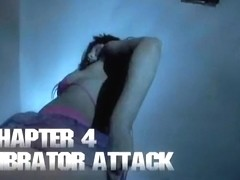 Japan Babe Fucked With Glowing Dildos