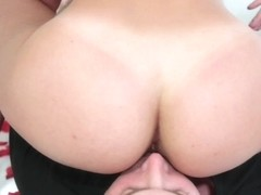 TeenCuves- A Big Ass V-Day Treat From Carmen Caliente