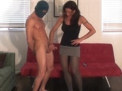 Mina Promises Ball Busting After he Cums