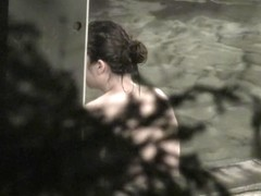 Japan milf trying to hide her tits from the voyeur camera nri029 00
