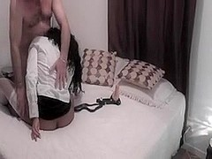 Lalin Hotty maid role playing