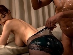 Kanno Craves Black Cum