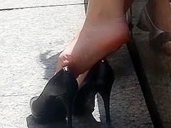 Shoe play of a different kind