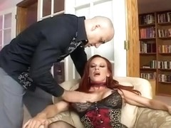 Big Tit Shannon Kelly Sucking Dick
