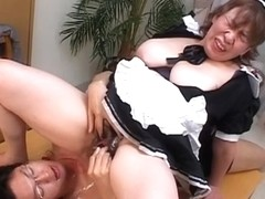 Exotic Japanese whore in Horny JAV uncensored Big Tits clip